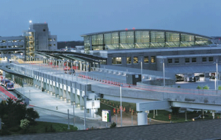 T F Green Named Top 10 Airport In The
